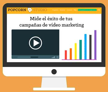 mide el exito de tus campañas de video marketing