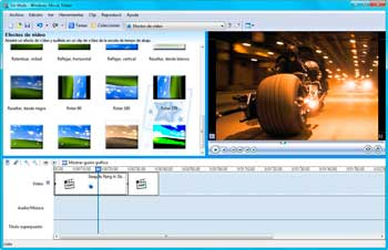 edicion de video con windows movie maker