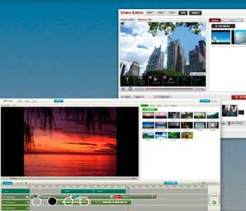 editor de vídeo online