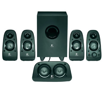 review logitech z506 sistema de altavoces 5.1