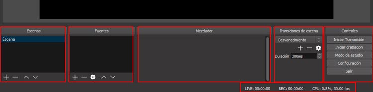 tutorial de obs studio