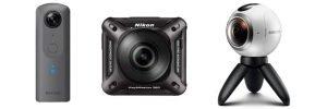 camara 360 grados para video