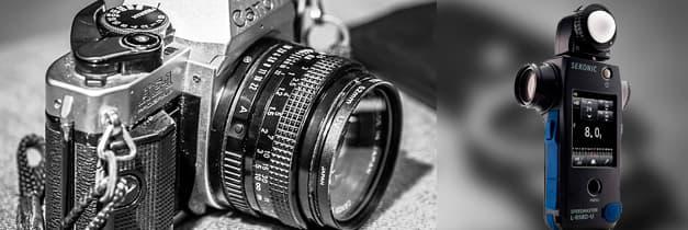 fotometro sekonic