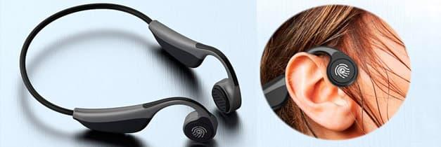 auriculares de conducción osea