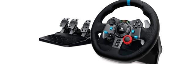 volante pc ps3 ps4