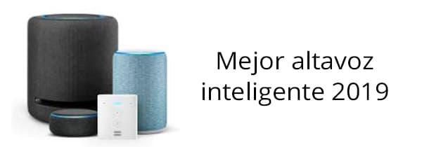 mejor altavoz inteligente