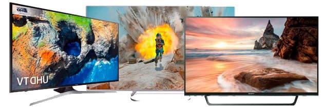 mejores televisores de 40 pulgadas con smart tv
