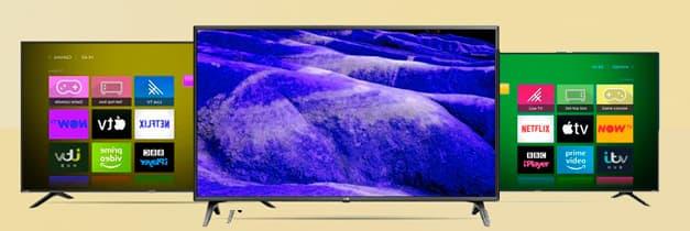 mejores televisores de 43 pulgadas