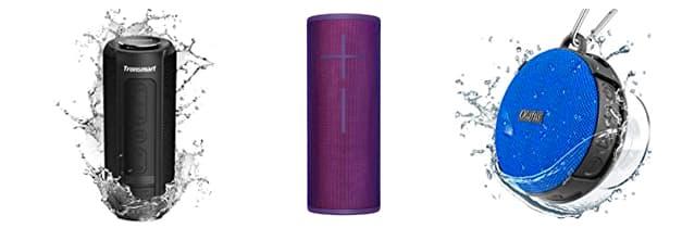 altavoces sumergible agua bluetooth ipx7