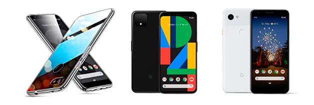 telefonos moviles google pixel