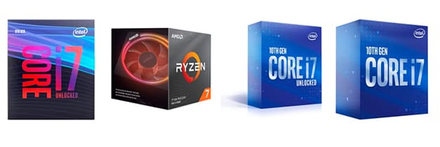 mejores procesadores calidad precio 2020