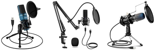 mejores microfonos calidad precio