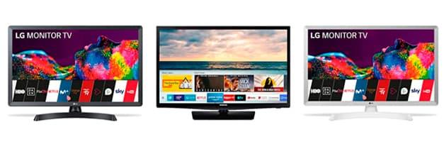mejor smart tv 24 pulgadas