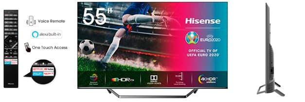 hisense 55u7qf smart tv