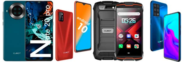 moviles cubot opiniones