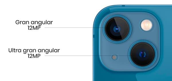 camaras iphone 13