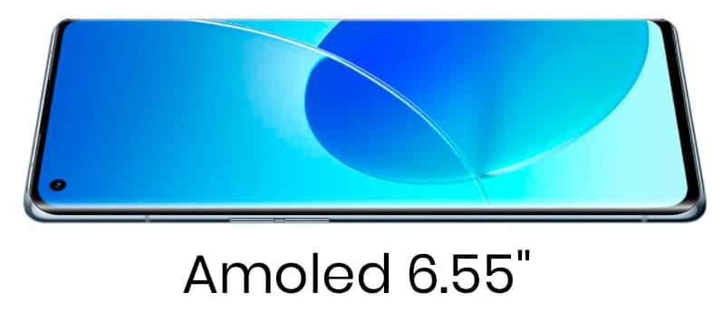pantalla oppo reno 6 pro